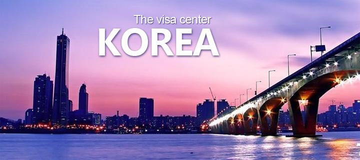个人办理韩国旅游签证图片