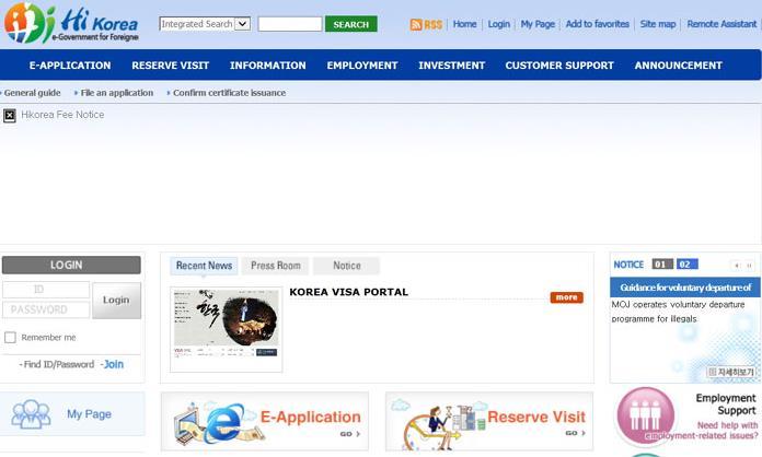 韩国F1探亲签证怎么延期?