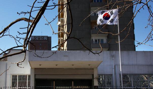 通知:韩国使馆春节放假通知